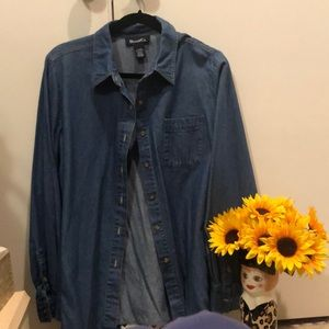 Denamen company work shirt size L
